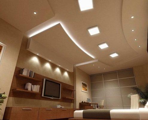 Décoration-dintérieur-Faux-Plafond-Sensys-Afric-Copier-495x400 Second Œuvre Bâtiment - Construction Sénégal  Sensys Afric - Laissez libre court à votre imagination