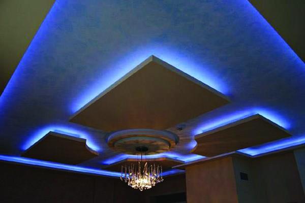 Sensys afric laissez libre court votre imagination for Faux plafond ba13 chambre
