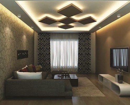 Faux-Plafond-Sensys-Design-4-Copier-495x400 Second Œuvre Bâtiment - Construction Sénégal  Sensys Afric - Laissez libre court à votre imagination
