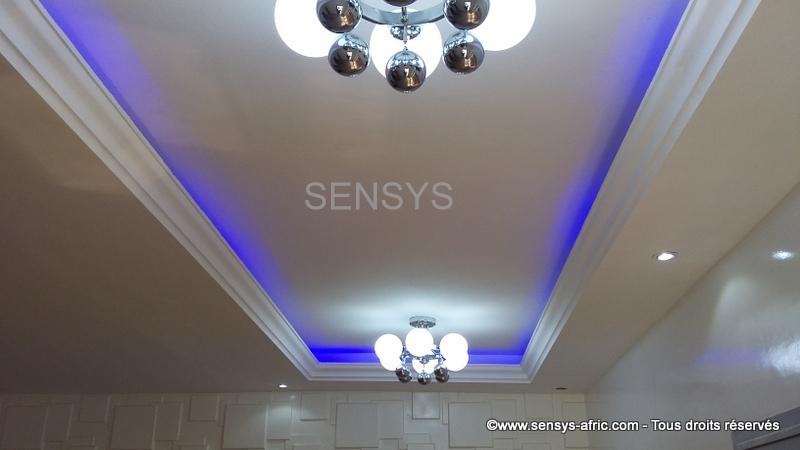 Faux plafond son importance faux plafond s n gal sensys for Ba13 pour plafond