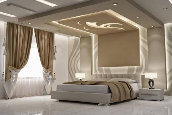 Id es de d coration s n gal d coration d 39 int rieur for Decoration platre b13