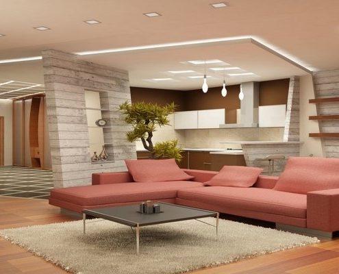 Faux-plafond-Sensys-6-Copier-495x400 Second Œuvre Bâtiment - Construction Sénégal  Sensys Afric - Laissez libre court à votre imagination