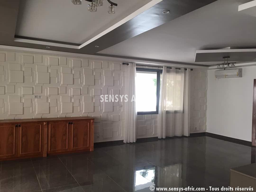 Mermoz d coration salon faux plafond panneaux 3d for Decoration faux plafond salon