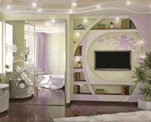 Meuble-TV-Design-Copier-495x400 Second Œuvre Bâtiment - Construction Sénégal  Sensys Afric - Laissez libre court à votre imagination