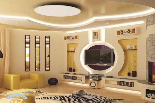 Meuble-TV-Lumineux-Décoration-dintérieur-Sensys-Afric-Copier Accueil  Sensys Afric - Laissez libre court à votre imagination