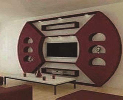 Meuble-TV-Lumineux-Dakar-Copier-495x400 Second Œuvre Bâtiment - Construction Sénégal  Sensys Afric - Laissez libre court à votre imagination