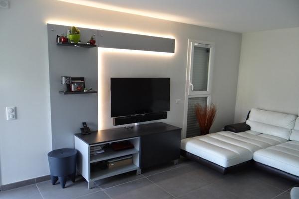 Idées de Décoration Sénégal  Décoration dintérieur  Sensys Afric -> Meuble Tv Design Lumineux Oxford