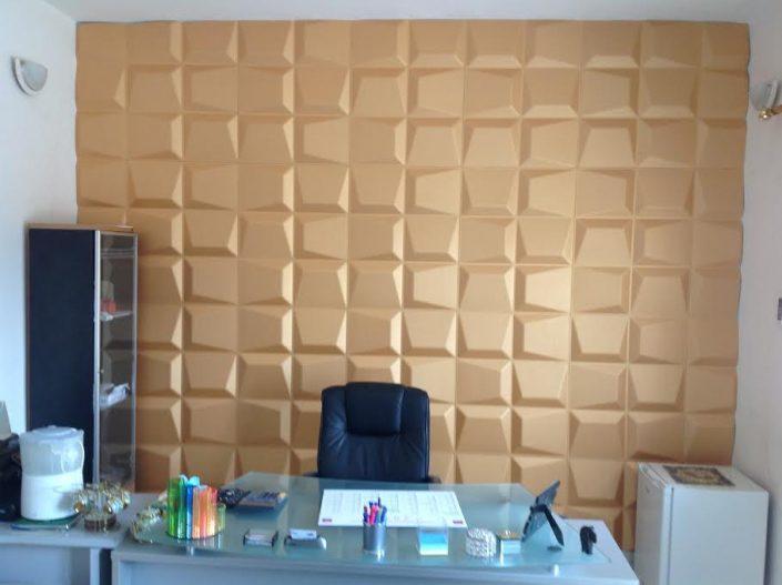 Revetement mural salon fabulous revetement mural cuisine - Revetement mural salon ...