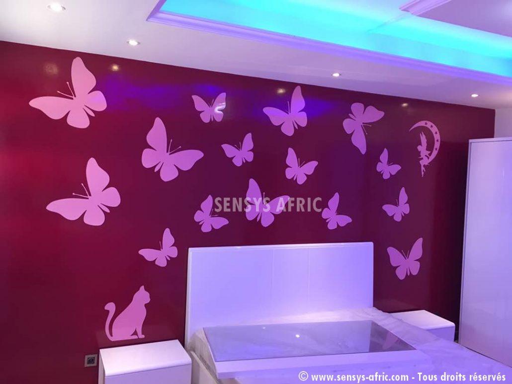 décoration chambre enfant - décorateur d'intérieur dakar, sénégal