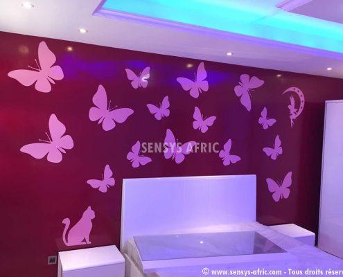 Chambre-denfant-495x400 Décoration chambre enfant  Sensys Afric - Laissez libre court à votre imagination