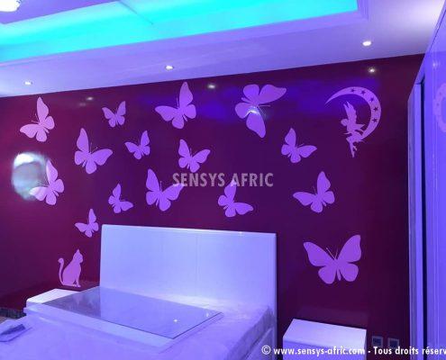 Décoration-enfant-Dakar-495x400 Décoration chambre enfant  Sensys Afric - Laissez libre court à votre imagination