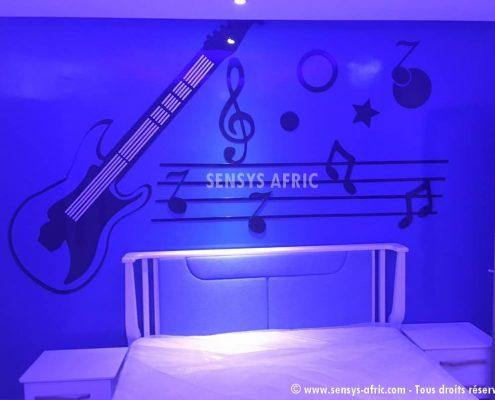 Décoration-enfant-Sénégal-495x400 Décoration chambre enfant  Sensys Afric - Laissez libre court à votre imagination