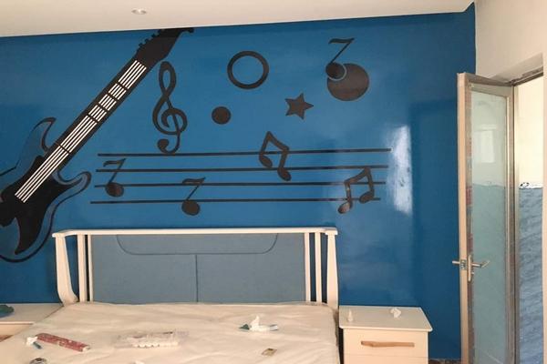 Peinture-chambre-denfant-Dakar-Sénégal Accueil  Sensys Afric - Laissez libre court à votre imagination