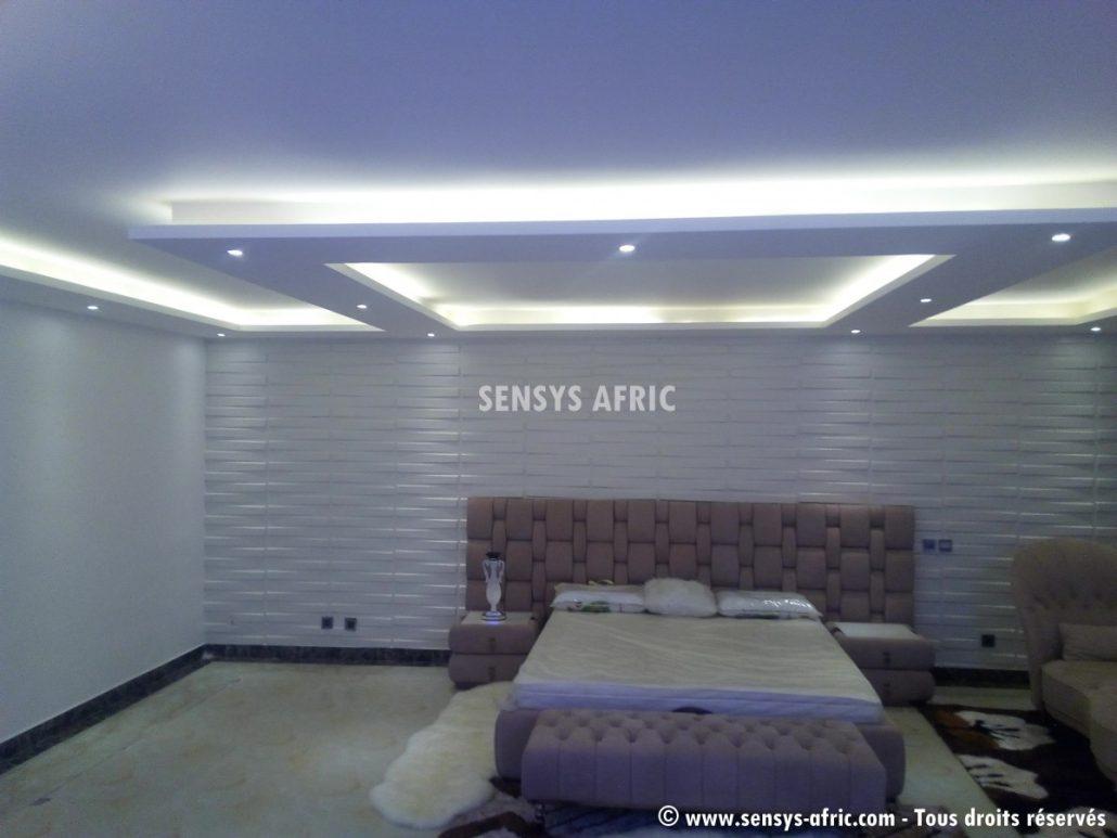 décoration chambre à coucher dakar, sénégal | sensys afric