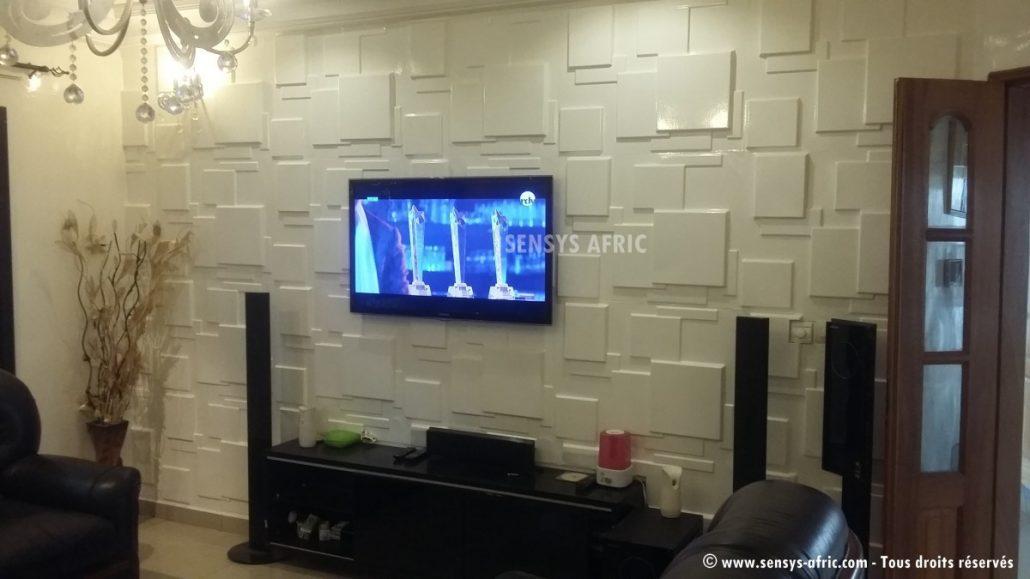 d coration salon pi ce de s jour hall dakar s n gal sensys afric. Black Bedroom Furniture Sets. Home Design Ideas
