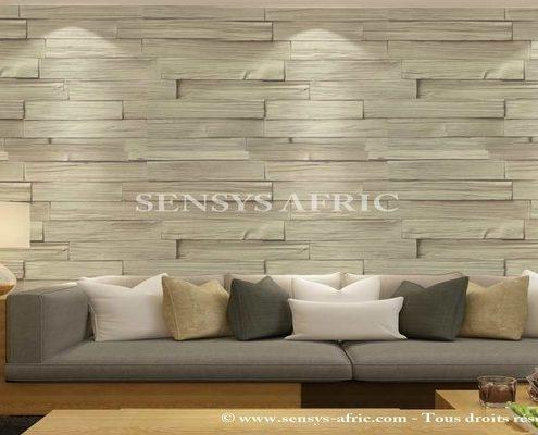 Parquet-pour-mur-Lame-PVC-Copier-495x400 Décoration salon, pièce à vivre ou de séjour  Sensys Afric - Laissez libre court à votre imagination