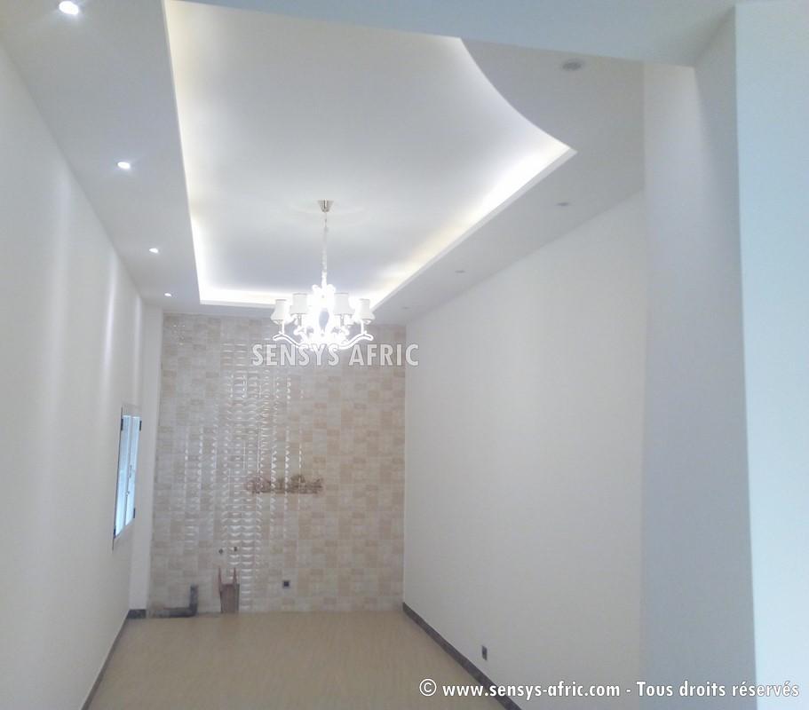 Couloir-2 Rénovation d'intérieur Dakar, Sénégal  Sensys Afric - Laissez libre court à votre imagination