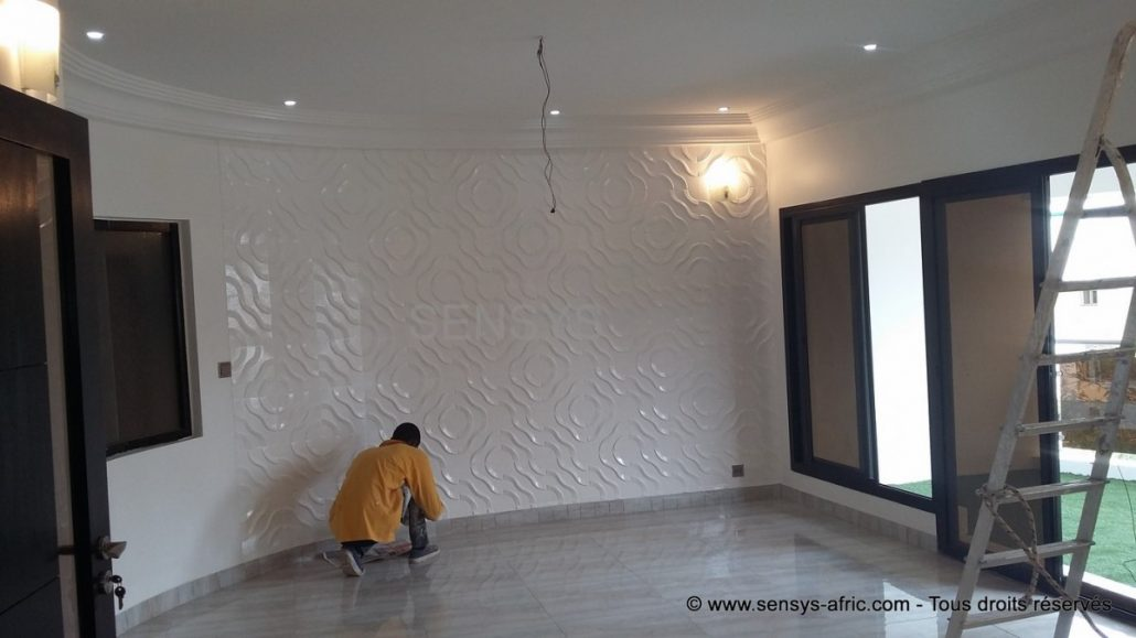 Revêtement-mural-Sensys-POINT-E-1030x579 Rénovation d'intérieur Dakar, Sénégal