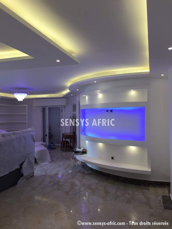 Salon-5 Rénovation d'intérieur Dakar, Sénégal