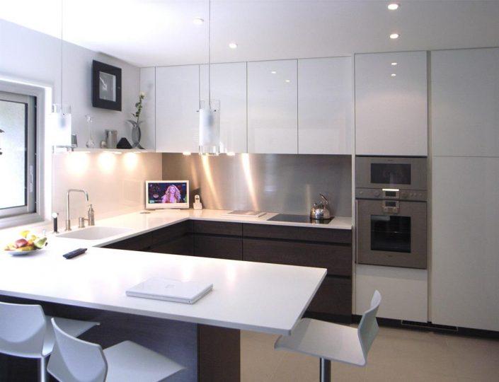 Cuisine-américaine-salle-à-manger-Dakar-4-705x540 Cuisine américaine design