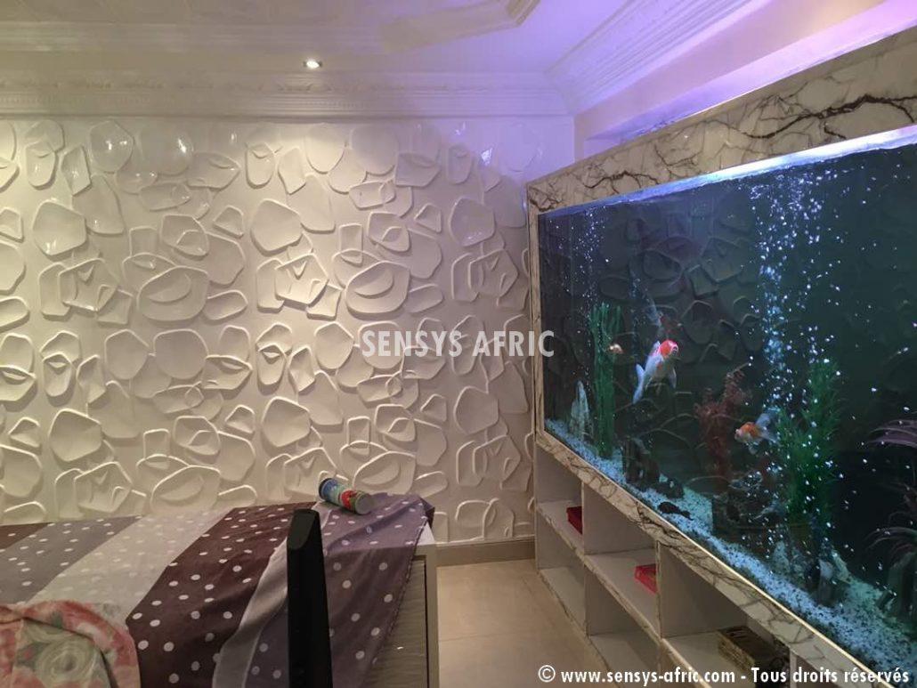 Décoration-murale-Panneaux-3D-mur-design-restaurant-à-Dakar-Thiès-Saint-Louis-Sénégal-Sensys-1-1030x773 Décoration restaurant à Dakar, Sénégal.