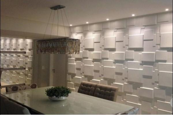 Décoration-salon-Panneaux-3D-revêtement-mur-Sensys Décoration Salon Moderne