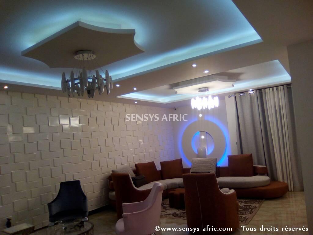 Design-décoration-salon-moderne-déco-intérieur-Dakar-Thiès-Saint-Louis-Louga-Sénégal-Sensys-Afric-9 Design salon moderne à Dakar, Thiès, Sénégal.