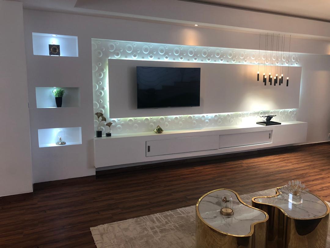 Decoration Faux Plafond Salon Et Chambre Dakar Senegal Sensys Afric