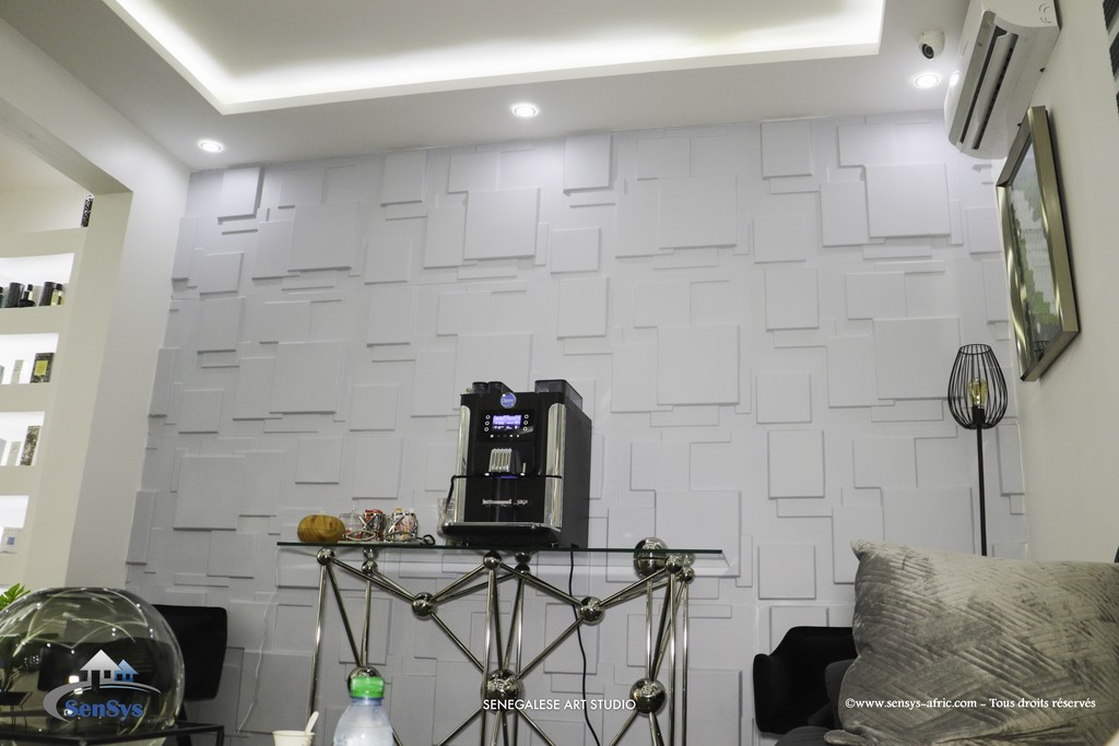 Décoration-boutique-Dakar-salon-de-beauté-Atélier-Beauty-Dakar-Design-by-Sensys-Afric Atélier Beauty Dakar