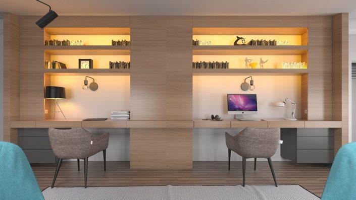 Design-bureau-au-Sénégal-avec-des-spots-lumineux-et-corniches-705x397 Meubles Lumineux