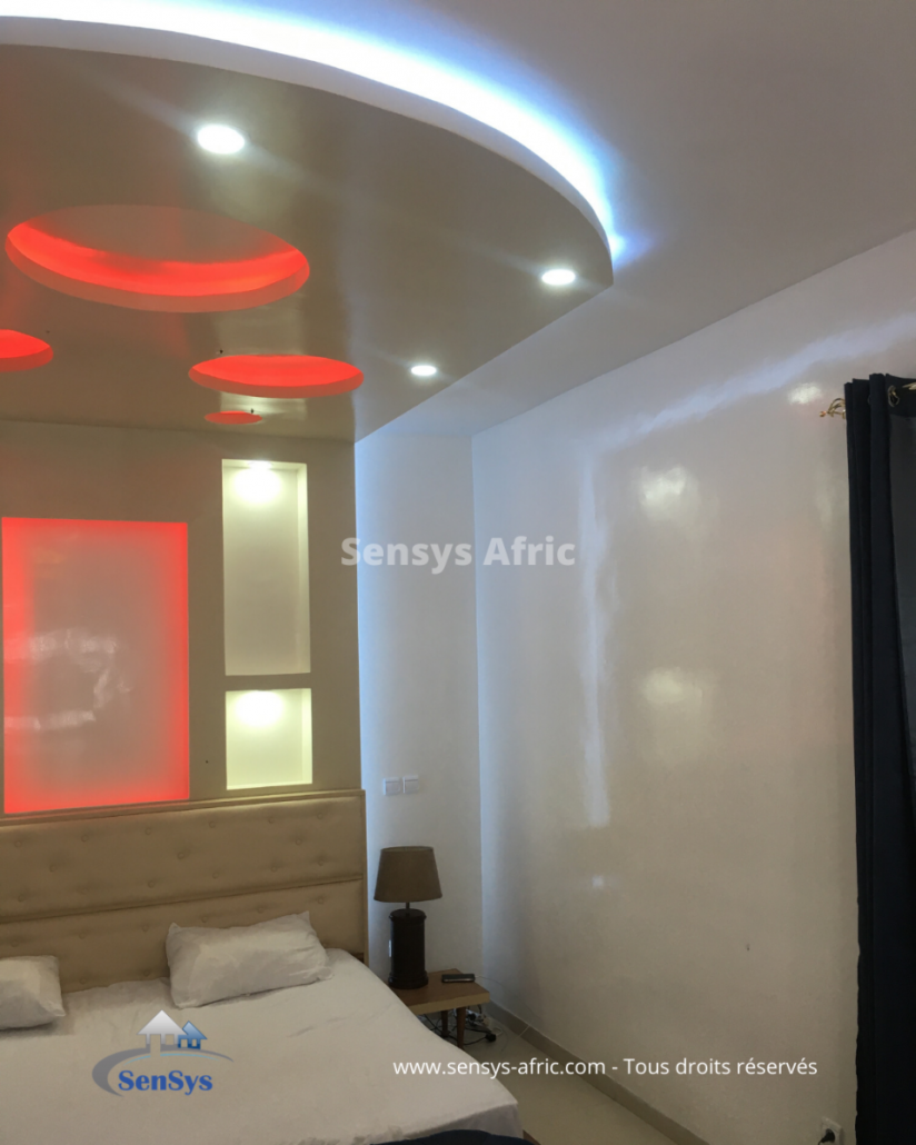 39-824x1030 Décoration appartement à Keur Yoff Dakar, Sénégal.