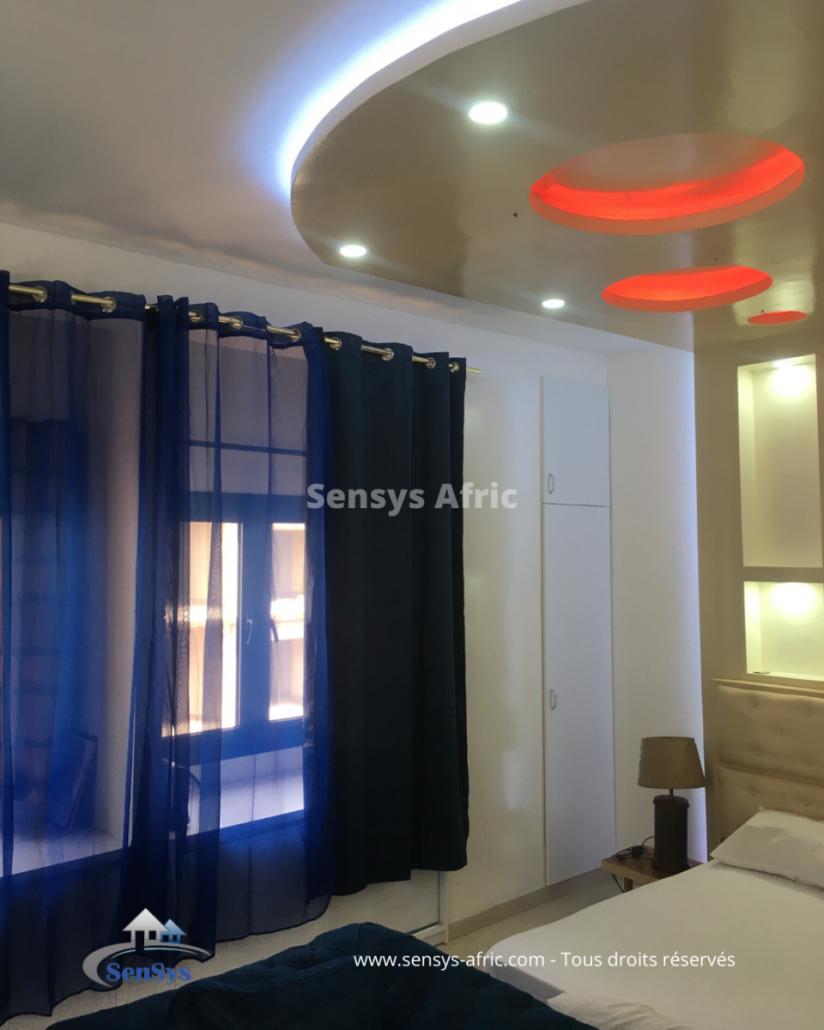 43-824x1030 Décoration appartement à Keur Yoff Dakar, Sénégal.