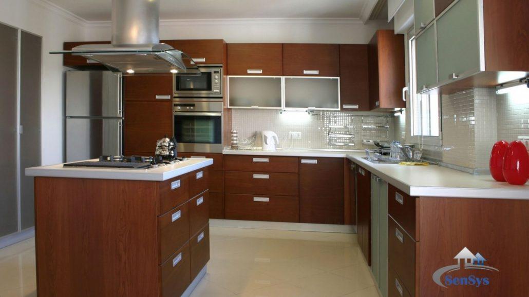 3-1030x579 Rénovation de cuisine à Dakar, Cuisine bois massif Sénégal.