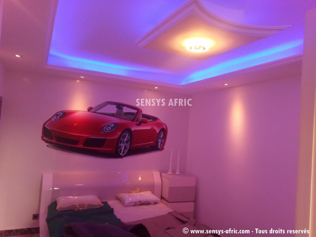 Décoration-chambre-denfant Décoration intérieure