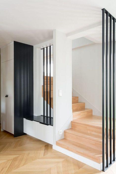 Escaliers-bois-à-Dakar-escalier-Thiès-design-escaliers-Saint-Louis-Sénégal-Menuiserie-bois-Sensys-Afric-470x705 Escaliers en bois