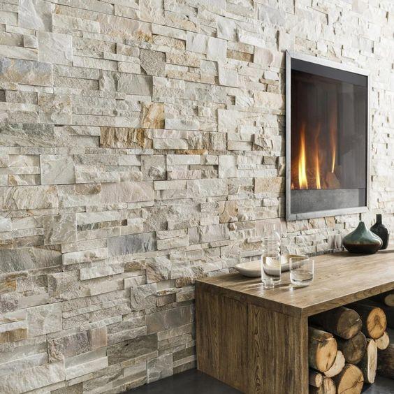 habillage-de-mur-salon-en-pierres-naturelles-au-Sénégal-design-sensys-dakar Pierre Naturelle