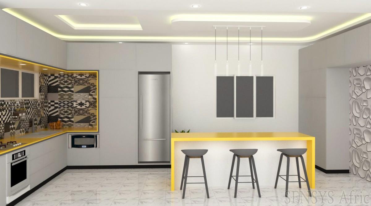 1f Architecture d'intérieur