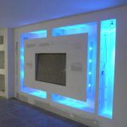 Meubles-TV-lumineux-8-1-180x180 Escalier en bois à Dakar, Sénégal.