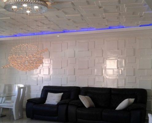 Sensys-AFric-Panneaux-3D-495x400 Rénover un mur avec des panneaux en relief