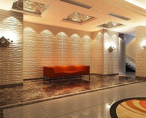 Recouvrement-mural-Panneaux-3D-Sensys-Afric-Copier-495x400 Décorateur d'intérieur à Dakar (Sénégal)