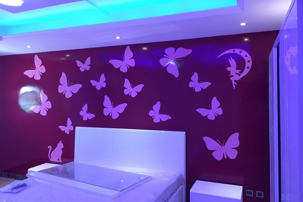 Idées-de-décoration-enfant-Dakar-Sénégal Décoration chambre enfant