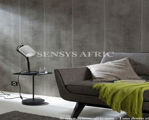 Parquet-mur-Lame-PVC-Copier-495x400 Décoration salon, pièce à vivre ou de séjour
