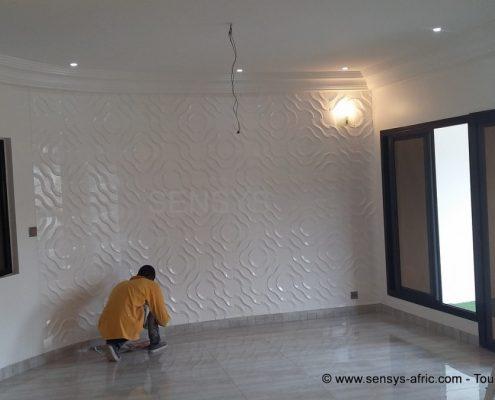 Revêtement-mural-Sensys-POINT-E-495x400 Rénovation d'intérieur Dakar, Sénégal