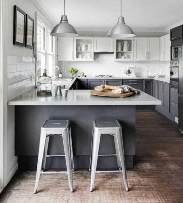 Cuisine-équipée-Dakar-1-636x705 Cuisine américaine design