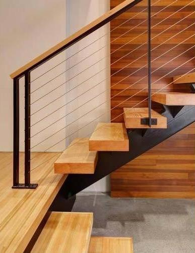 Escaliers-en-bois-Dakar-Sénégal-Sensys-Afric Escaliers