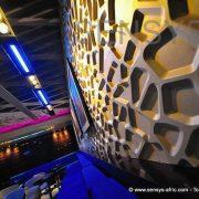 Décoration-Restaurant-Dakar-Thiès-Saint-Louis-Sénégal-Design-Sensys-Afric-180x180 Décoration Salon - Model Faux Plafond au Sénégal
