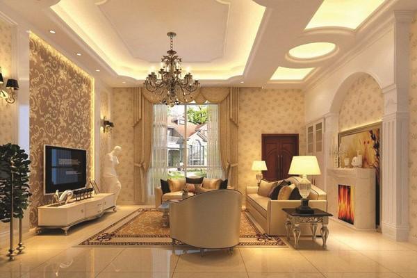 Faux-Plafond-moderne-au-Sénégal-design-ba13-Dakar-Sensys-Afric Meubles Lumineux
