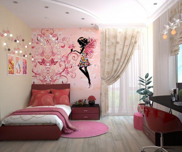 décoration-chambre-enfant-sénégal-705x588 Décoration chambre enfant